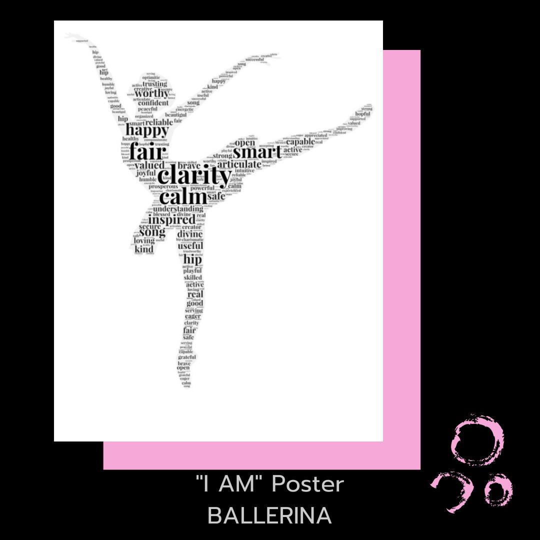 I am poster ballerina