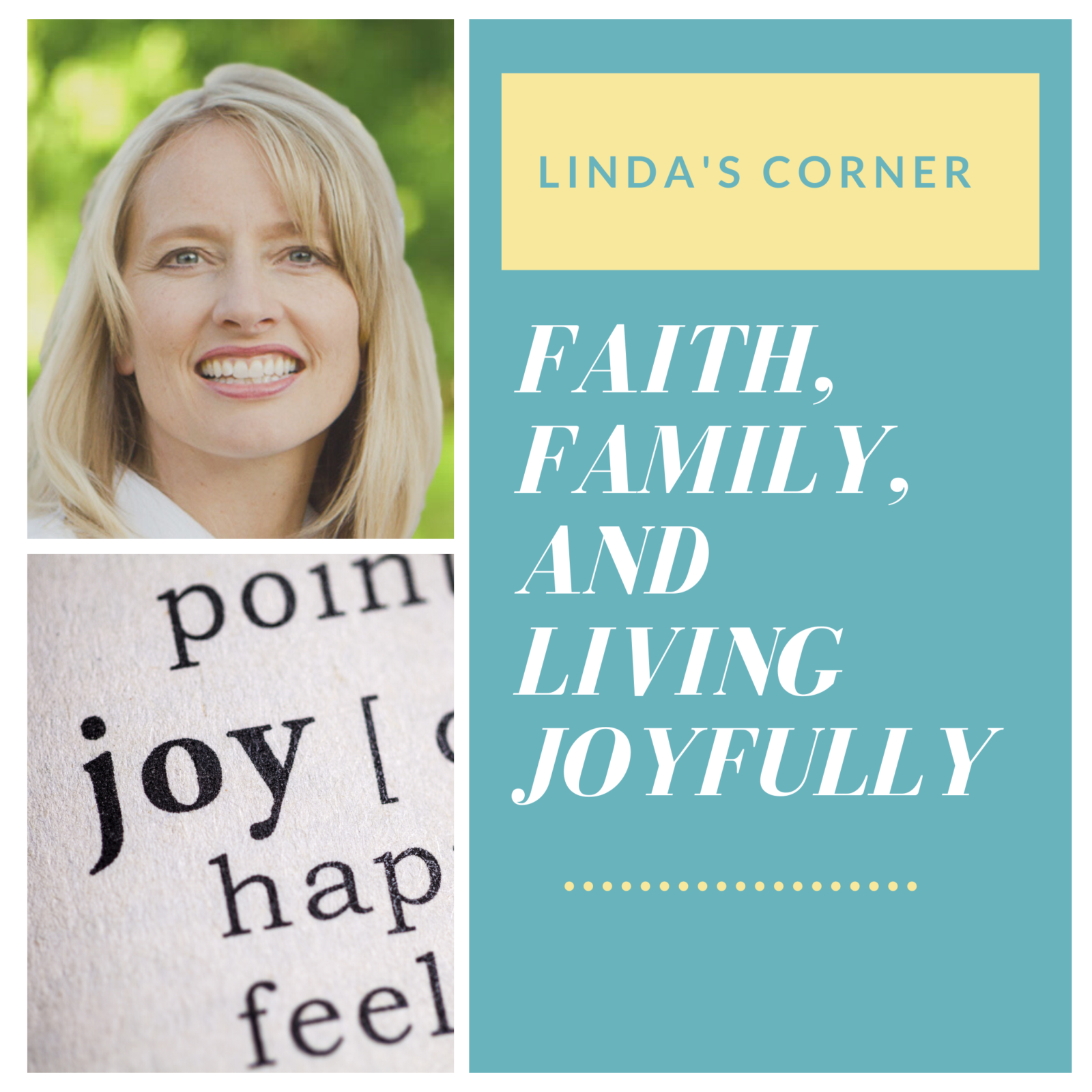 Linda's Corner podcast