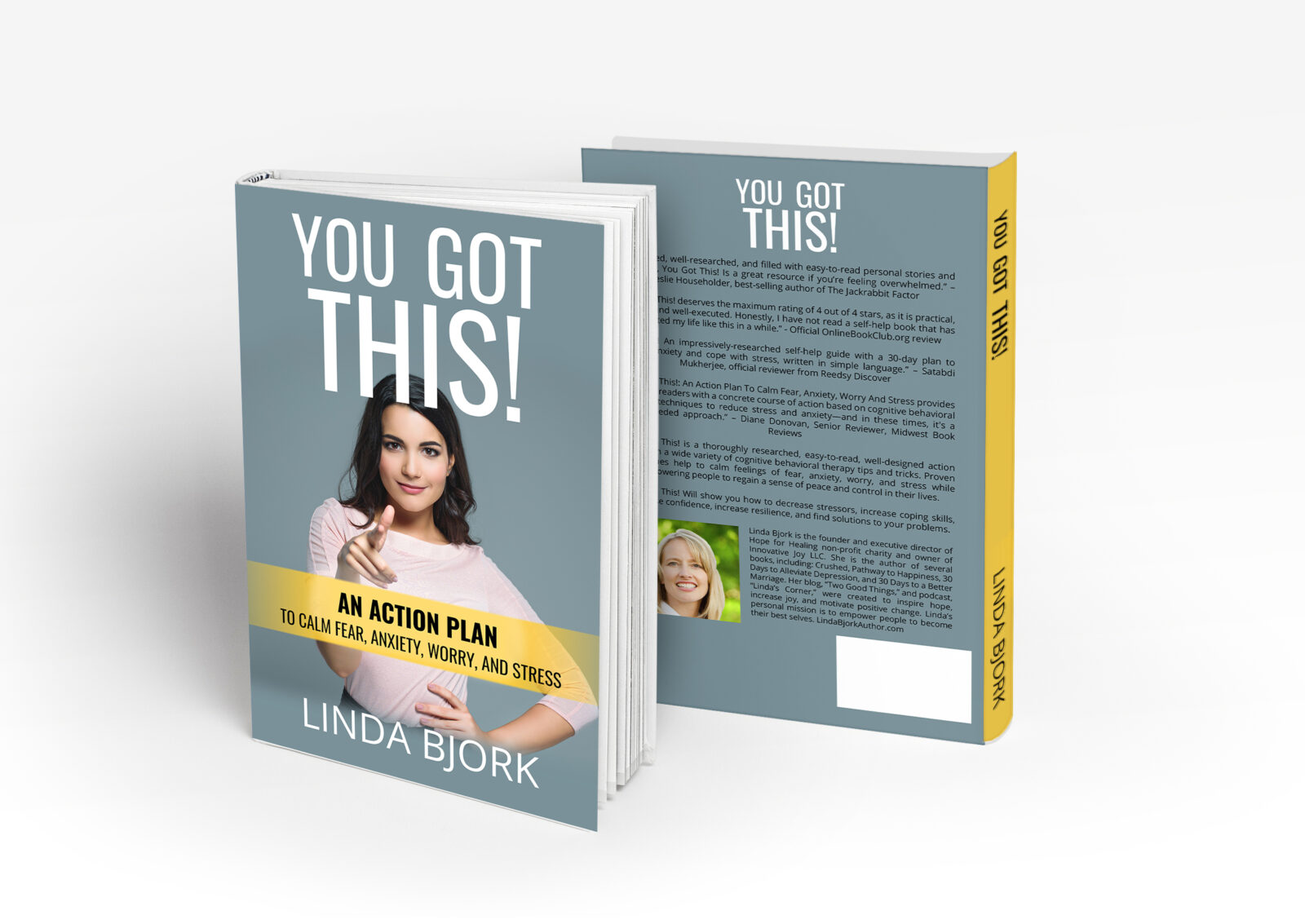 You got this by linda bjork